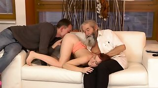 Four old granny s and man fucks fat tits milf Unexpected