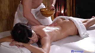 Massage coitus is precisely what Sasha Colibri was needing in her life