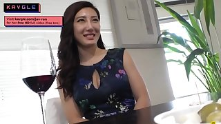 Steamy JAV Japanese surrogate banging her client