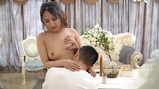 Japanese skinny housemaid incredible sex video
