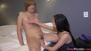 Omahunter - Old Mature, Teen Inclusive And Old Boyfriend Be wild about - 18 Era Old