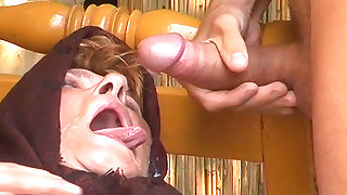 bbw 74 years ancient mommy banged