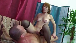 Ivet Is Well Into Her Sixties - granny amateur porn