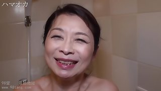 Individual Shaved Incomparable And Virginal Become man 63 Years Old A Mature Woman Who Has Been Sadness